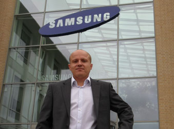 Dion Smith, GM, Samsung UK Print Division