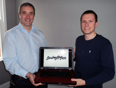 Adam Ewart, Founder of SendmyBag
