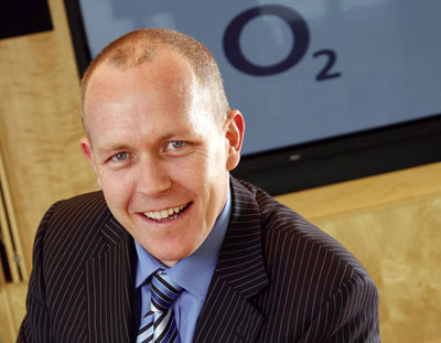 Ben Dowd, Business Director, O2