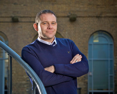 Peter Holbrook, Chief Executive of Social Enterprise UK