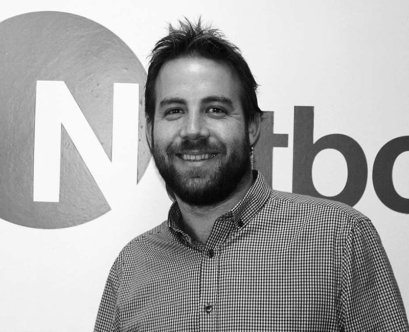 Patrick Burgess, Technical Director, Nutbourne