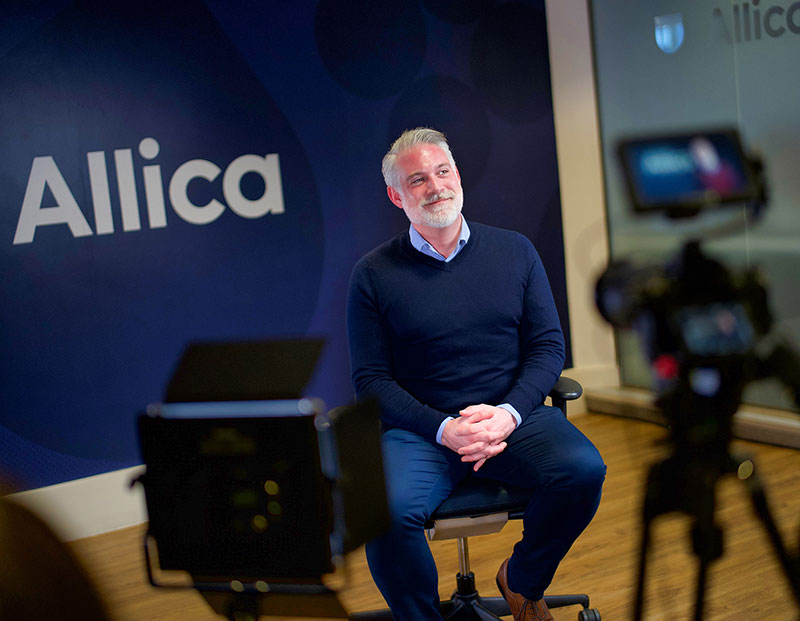 Chris Weller, Chief Commercial Officer, Allica Bank